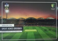 2017 Tap n Play ... Great Ashes Grounds .... ADELAIDE OVAL.