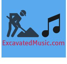 ExcavatedMusic.com - Premium Domain Name - Great Opportunity!