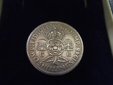 A COLLECTABLE 1948 GEORGE VI-FLORIN 2 SHILLINGS COIN-VERY GOOD CONDITION FOR AGE