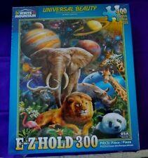 UNIVERSAL BEAUTY - White Mountain Puzzles #1370 300 piece 2020