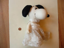 Snoopy Braut, ca20cm 1958,1966 United Feature   Syndicate Inc. Korea: großer Sno