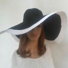 Oversized Women Sun Hat Summer Beach Accessories Ladies Fashion Large Brim Shade
