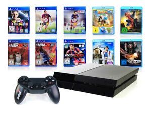 SONY PS4 Konsole 500GB + Subsonic Controller + Spiel - Playstation 4