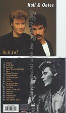 CD--HALL & OATES--RICH GIRL