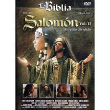 LA BIBLIA - VOL. 13 - SALOMON II [DVD]