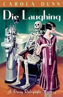 Die Laughing (Daisy Dalrymple Mystery) by Carola Dunn Paperback Book The Fast