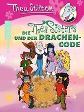 Die Thea Sisters und der Drachen-Code Band 1   Hardcover  ++Ungelesen++