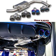 TORCON Power Lab Single Exhaust Axle Back Set for Hyundai Elantra Sport 2017+