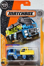 MATCHBOX 2018 MBX CONSTRUCTION MBXCAVATOR