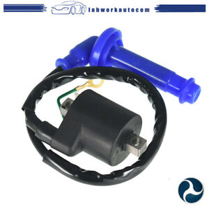 For Honda CRF450 CRF450X CRF450R 2002-2008 Ignition Coil Replace 30500-MEB-671