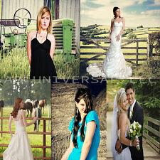 FARM Vol 2 Digital Backgrounds Screen Photography Backdrops Frames Borders*****