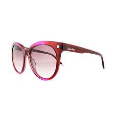 Calvin Klein Sunglasses CK4324 665 Bordeaux Pink Pink Gradient