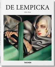 TAMARA DE LEMPICKA ~ GILLES NERET ~ TASCHEN ~ PROFUSELY ILLUSTRATED ~ HC ~ NEW