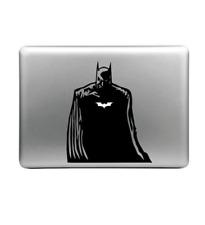 Sticker / Autocollant / Décalque - Batman -  Apple MacBook - Ordinateur