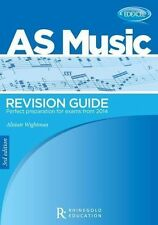 Edexcel AS Music Revision Guide by Alistair Wightman (Paperback, 2013) NEW
