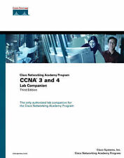 Cisco Networking Academy Program CCNA 3 and 4 Lab Companion, Third-ExLibrary