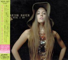 MARION RAVEN Here I Am +1 JAPAN CD WPCR-12071 M2M Everclear Motley Crue