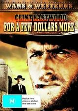 for a Few Dollars More DVD Top 250 Movies Clint Eastwood R4