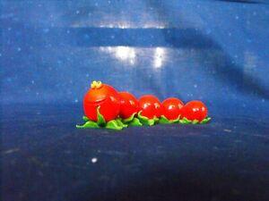 Enesco Home Grown Collectible Figurine CHERRY TOMATO CATERPILLAR 4011650
