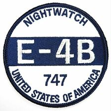 USAF 1st ACCS AIRBORNE COMMAND AND CONTROL SQUADRON E-4B NIGHT WATCH PATCH