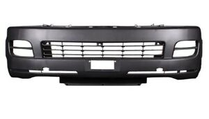 *NEW* FRONT BAR COVER (SLWB) SUIT TOYOTA HIACE COMMUTER BUS 2005- 2010 HIGH ROOF