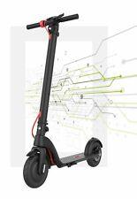 Six Degrees E-Scooter Cityroller Elekroroller E-Roller E-GO 7 700 Klappbar NEU