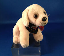 COLLECT HARLEY-DAVIDSON YELLOW LAB CLIP-ON DOG BARK w/SOUND ARF ARF NEW NWT