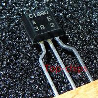 5pcs 2SC1890AE 2SC1890A C1890 Silicon NPN Epitaxial transistors TO92