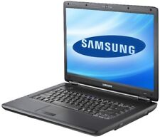 "Samsung P510 15.4"" Intel Core 2 Duo 4 GB Ram 250 GB HDD Win10 HDMI DVD RW Webcam"