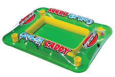 Airhead SPORTSSTUFF 40-1020 Inflatable Pool Lake Float Beverage Cooler Caddy