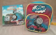 Thomas and Friends back pack bag toddler kindy 20cm plus free Diesel 10 book