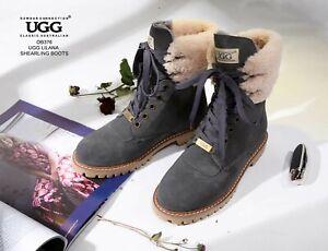 CLEARANCE- Ozwear OB376 Ladies UGG Boots - Fashion , Sheepskin , NEW