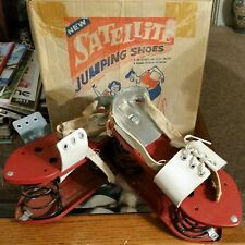 1950 Rapco Satellite Jumping Shoes for Boy's & Girl's 4-14 Very Nice Pair!