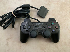 Playstation 2 PS2 OEM Controller - SCPH-10520 - Black