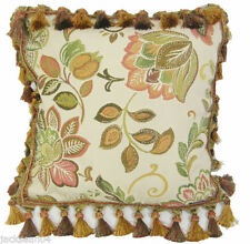"Floral 24x24"" Size Decorative Cushion Covers"