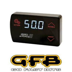 Go Fast Bits G-Force III Electronic Boost Controller w/AFR Up To 50 PSI GFB3005