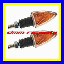 2 Frecce MOTO ARROW sportive universali omologate freccia tuning piccole (no led