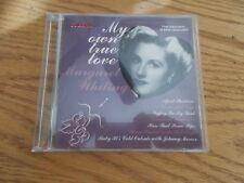 MARGARET WHITING -MY OWN TRUE LOVE CD
