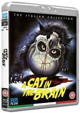 A Cat in the Brain (Blu-ray, 1990, REGION B - PLEASE READ) *BRAND NEW*