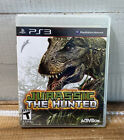 Jurassic: The Hunted Sony PlayStation 3 Video Game Complete w/ Manual PS3 Tested