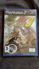 ATV OFFROAD FURY 3 Sony Playstation 2 Game PS2 NEW SEALED No.1