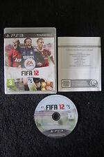 PS3 : FIFA 12 - Completo, ITA ! La migliore saga calcistica per Playstation 3 !
