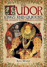 The Tudor Kings & Queens by Alex Woolf Book The Fast Free Shipping