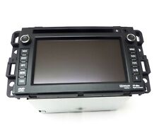 Radio Receiver Module w/ Navigation DVD HDD UL8 2013 Chevrolet Avalanche/ Export