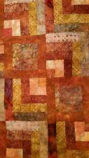 Shades of Autumn Art Quilt