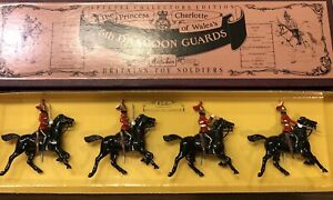 Britains: Boxed Set 8821 - 5th Dragoon Guards. 54mm MIB