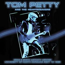 Tom Petty & the Heartbreakers - Dean E Smith Acivity Center 1989 (2015)  CD  NEW