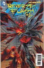 Flash V4 #23.2, Reverse Flash, New 52, 3D Lenticular cover