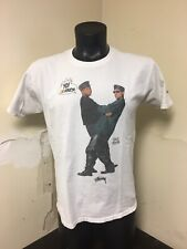 Stussy Yo MTV Raps T Shirt Gang Starr Sz Medium