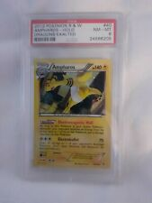 Ampharos PSA near mint-mint 8 Dragon exalted Holo 40/124 Pokemon